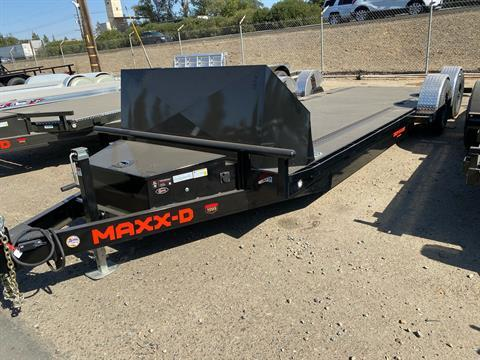 "2021 Maxey Trailers 24' X 80"" DROP-N-LOAD in Acampo, California - Photo 1"