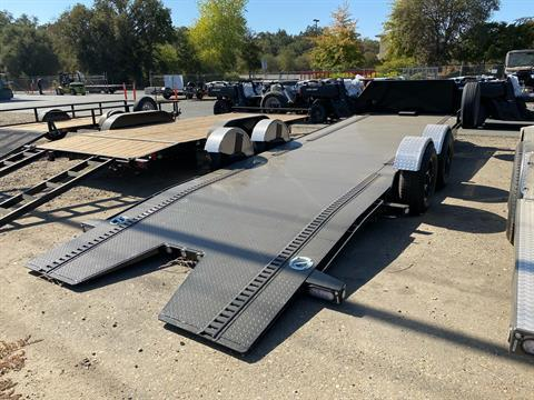 "2021 Maxey Trailers 24' X 80"" DROP-N-LOAD in Acampo, California - Photo 7"