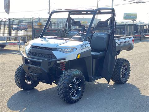 2021 Polaris Ranger XP 1000 Premium in Merced, California - Photo 1