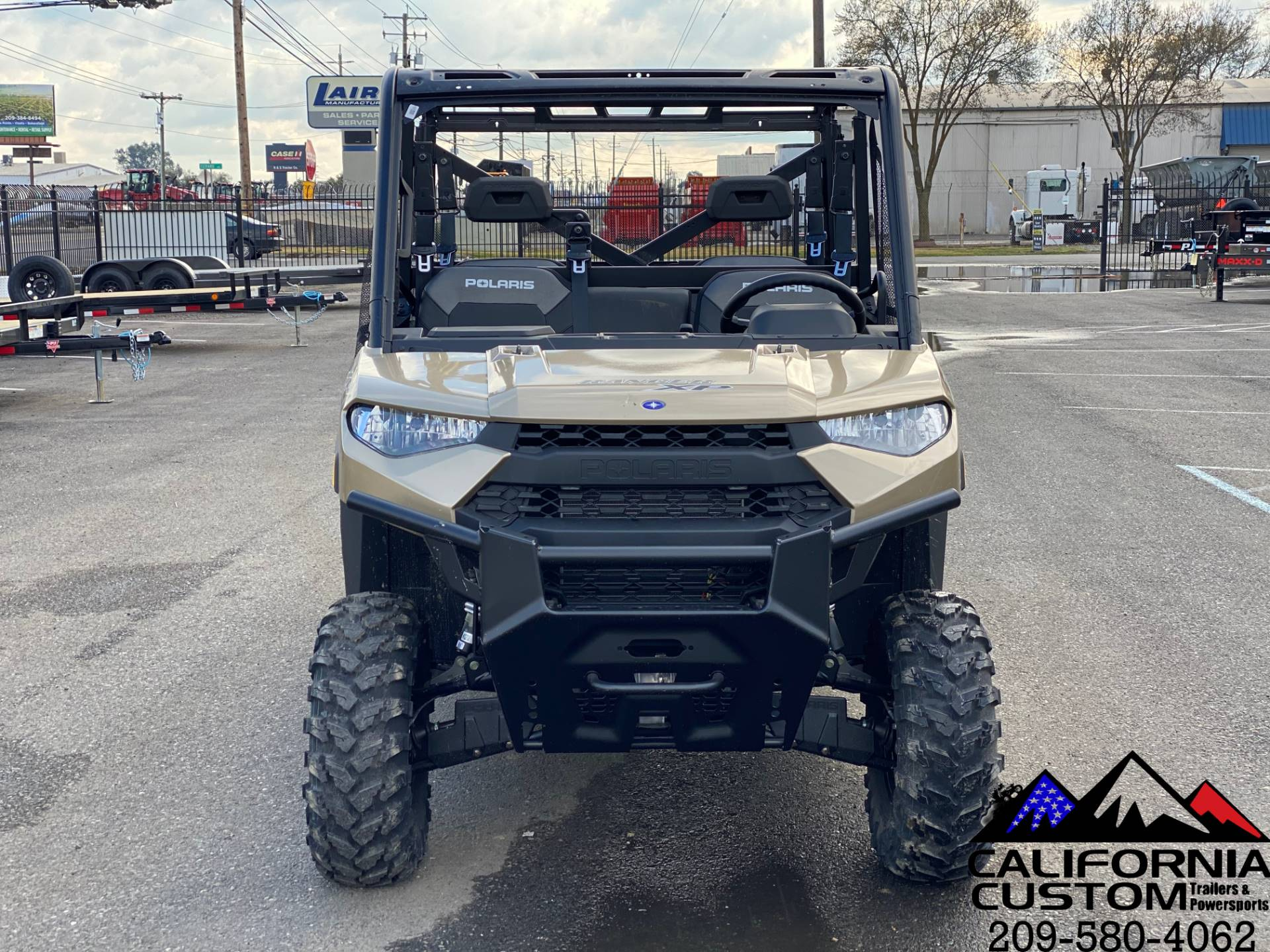 2020 Polaris Ranger Crew XP 1000 Premium in Merced, California - Photo 8