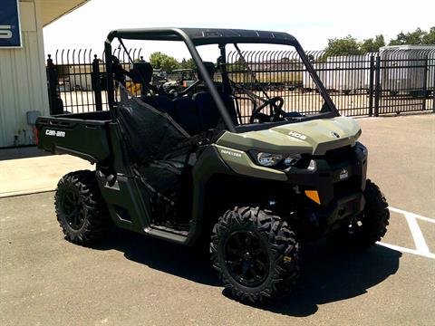 2021 Can-Am Defender DPS HD8 in Merced, California - Photo 4