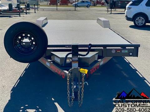 "2021 MAXEY TRAILERS 24' X 102"" - 14K BUGGY HAULER in Merced, California - Photo 6"