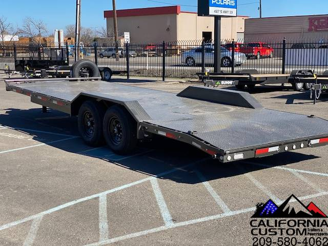 "2021 MAXEY TRAILERS 24' X 102"" - 14K BUGGY HAULER in Merced, California - Photo 2"