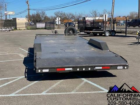 "2021 MAXEY TRAILERS 24' X 102"" - 14K BUGGY HAULER in Merced, California - Photo 3"