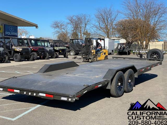 "2021 MAXEY TRAILERS 24' X 102"" - 14K BUGGY HAULER in Merced, California - Photo 4"