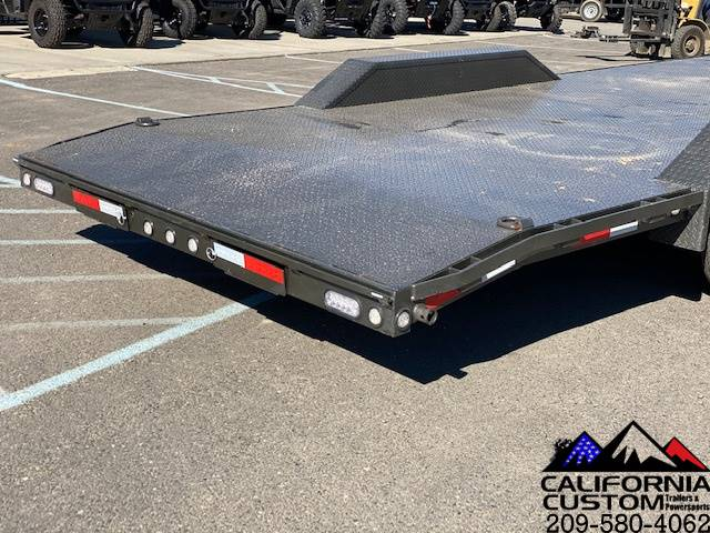 "2021 MAXEY TRAILERS 24' X 102"" - 14K BUGGY HAULER in Merced, California - Photo 5"