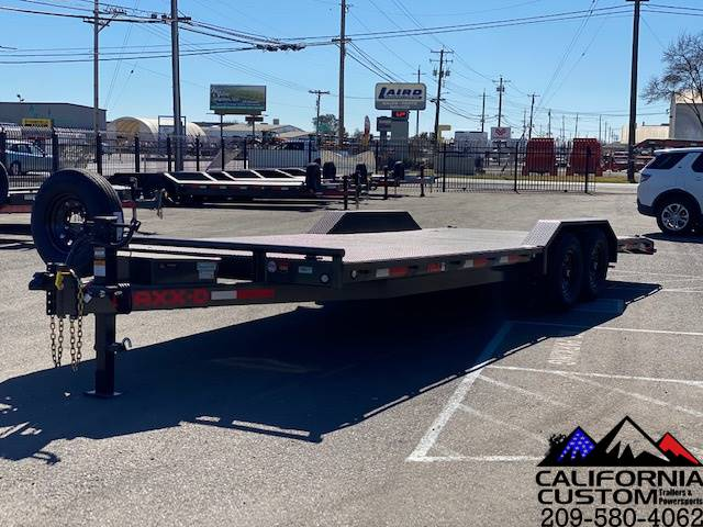 "2021 MAXEY TRAILERS 24' X 102"" - 14K BUGGY HAULER in Merced, California - Photo 1"