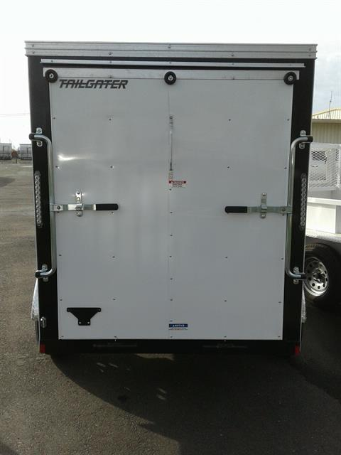 2019 TNT 8' X 5' CARGO TRAILER in Merced, California