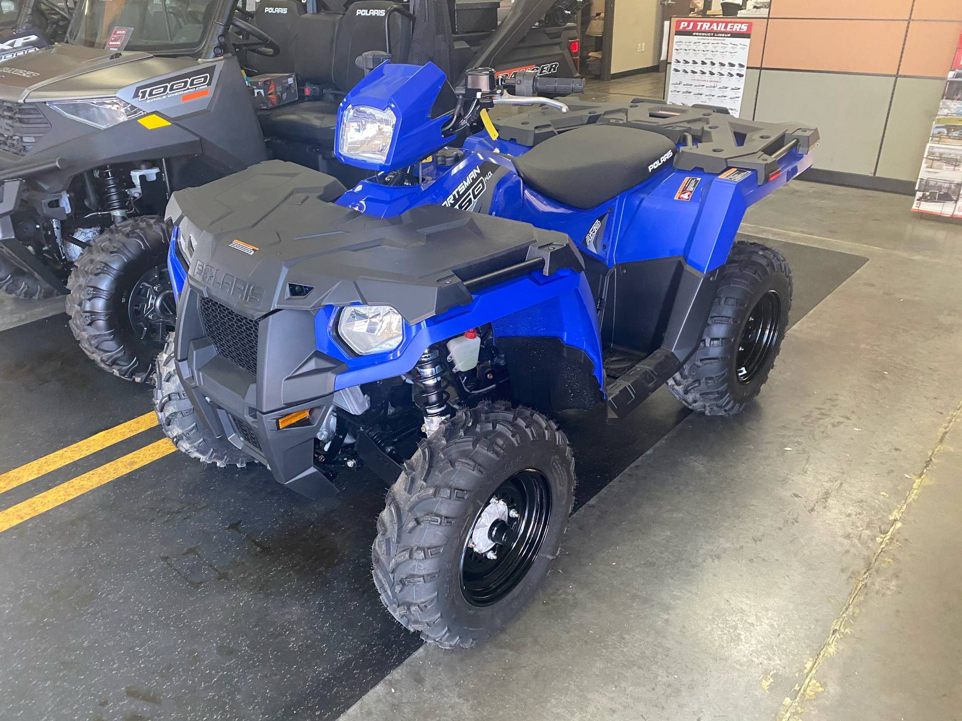 2020 Polaris Sportsman 450 H.O. in Merced, California - Photo 1