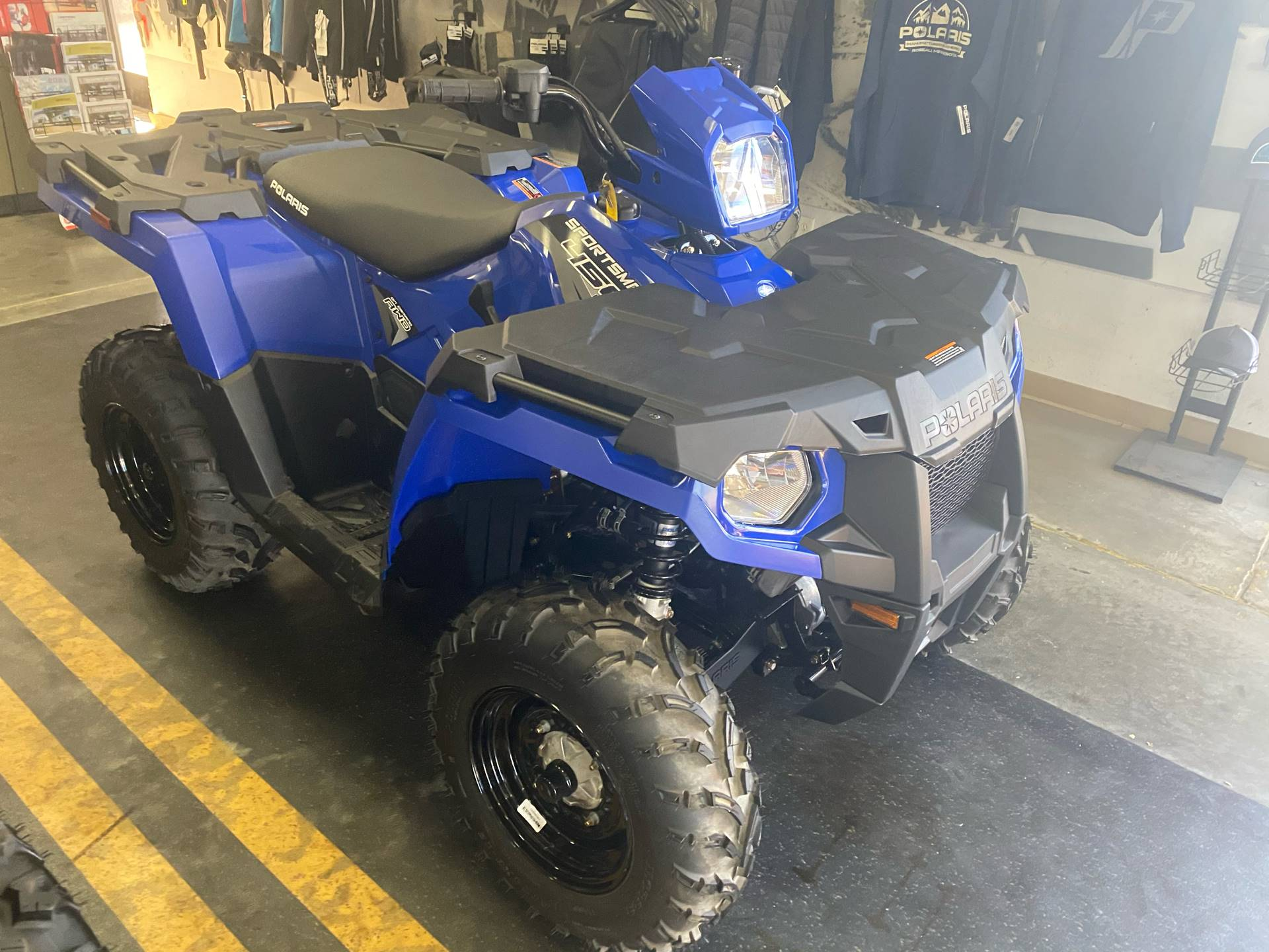 2020 Polaris Sportsman 450 H.O. in Merced, California - Photo 2