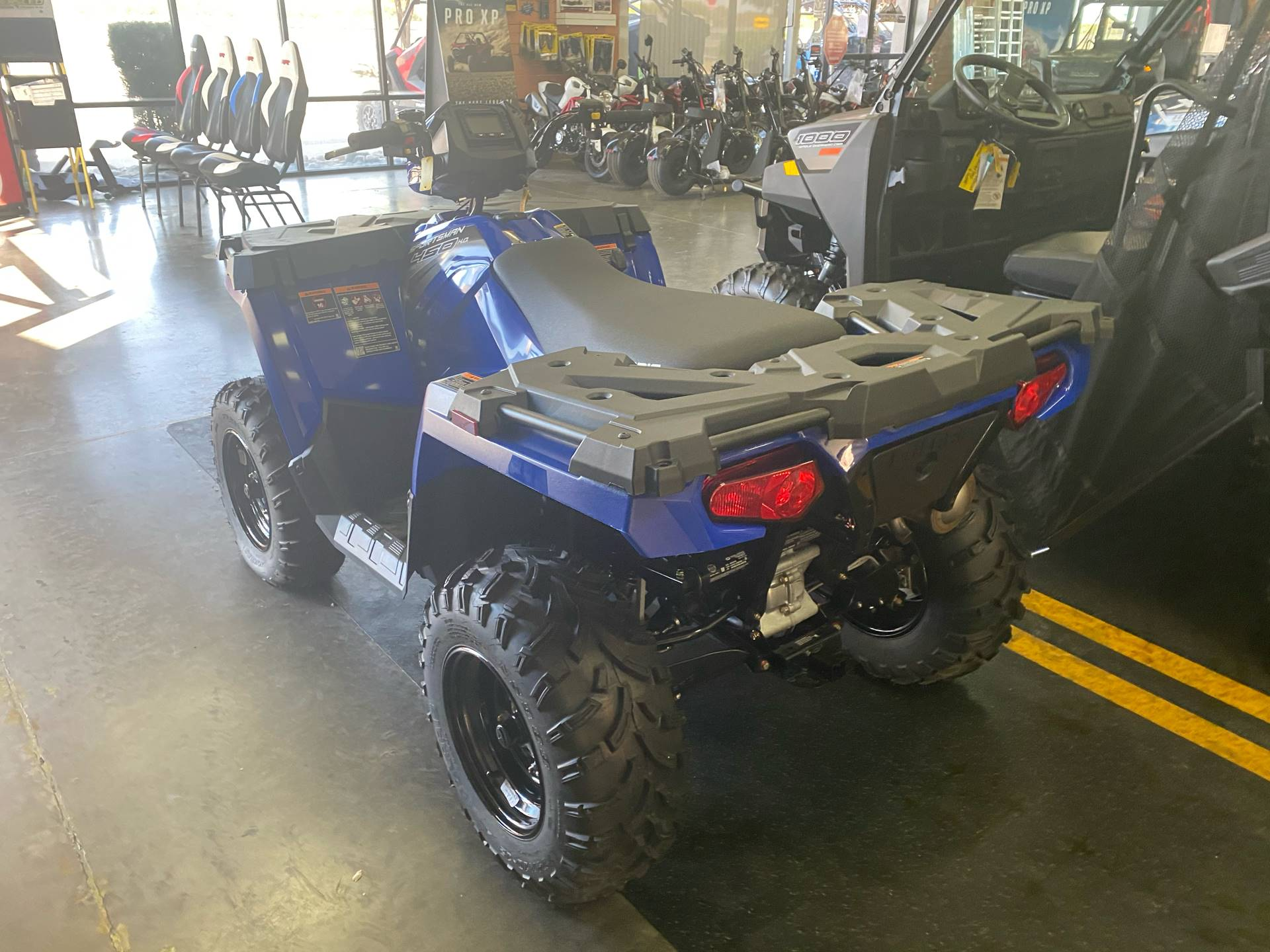 2020 Polaris Sportsman 450 H.O. in Merced, California - Photo 3