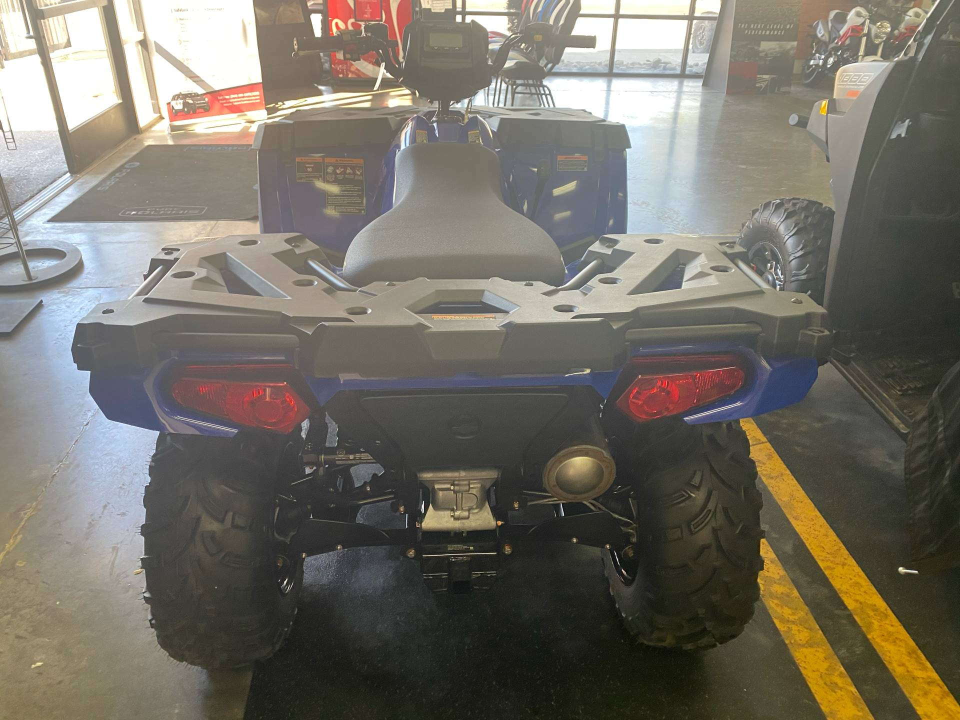 2020 Polaris Sportsman 450 H.O. in Merced, California - Photo 5
