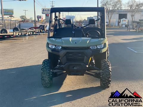 2021 Can-Am Defender MAX DPS HD8 in Merced, California - Photo 8