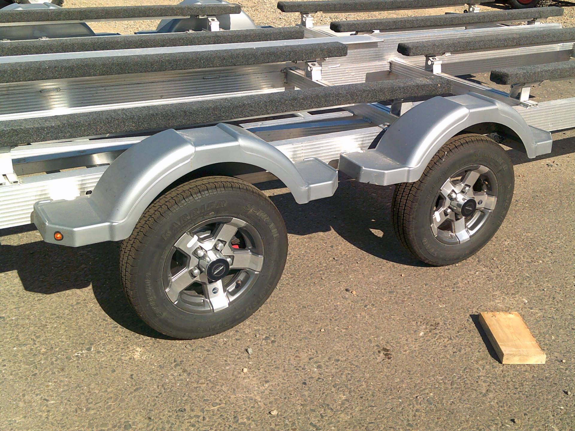 2020 Triton Trailers 4 PLACE ALUM in Merced, California - Photo 3