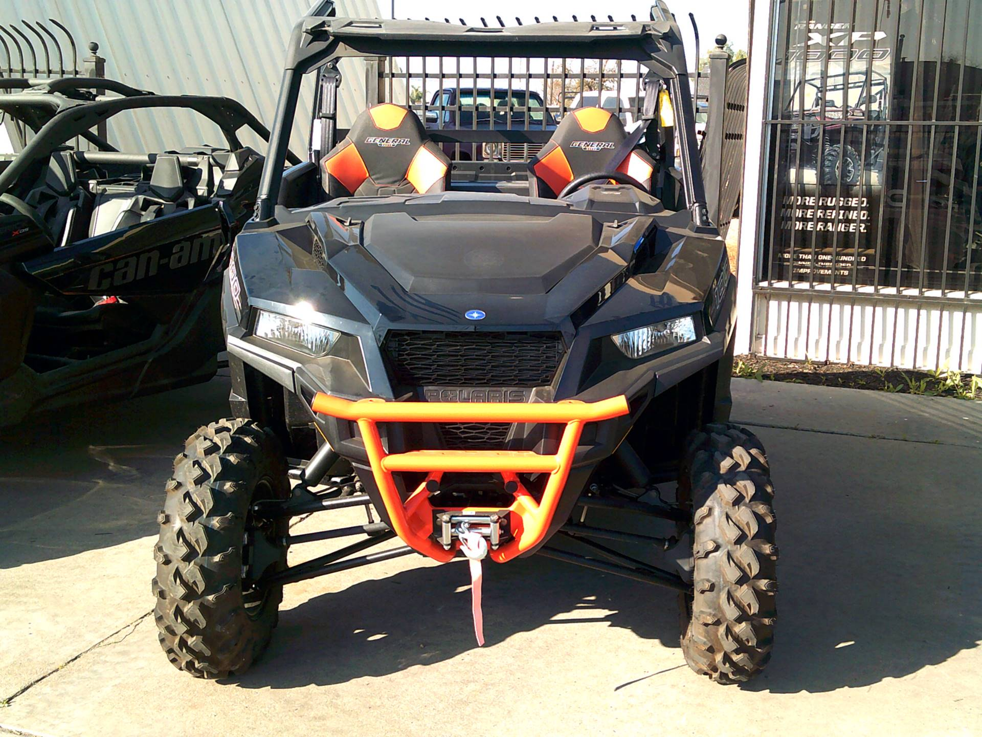 2019 Polaris General 1000 EPS LE in Merced, California - Photo 4