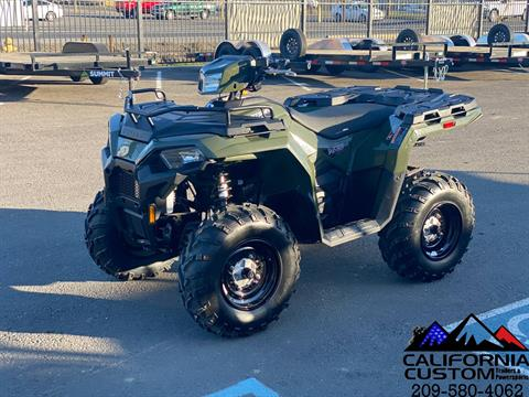 2021 Polaris Sportsman 450 H.O. in Merced, California - Photo 1