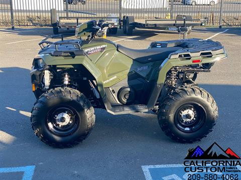 2021 Polaris Sportsman 450 H.O. in Merced, California - Photo 2