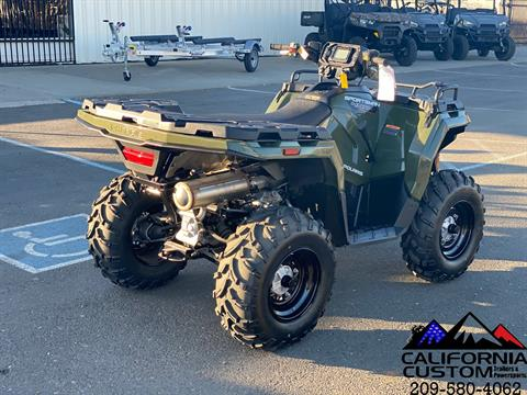 2021 Polaris Sportsman 450 H.O. in Merced, California - Photo 5