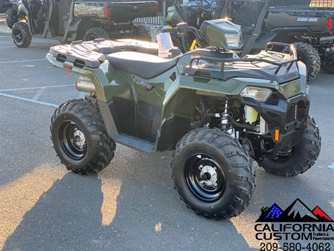 2021 Polaris Sportsman 450 H.O. in Merced, California - Photo 7