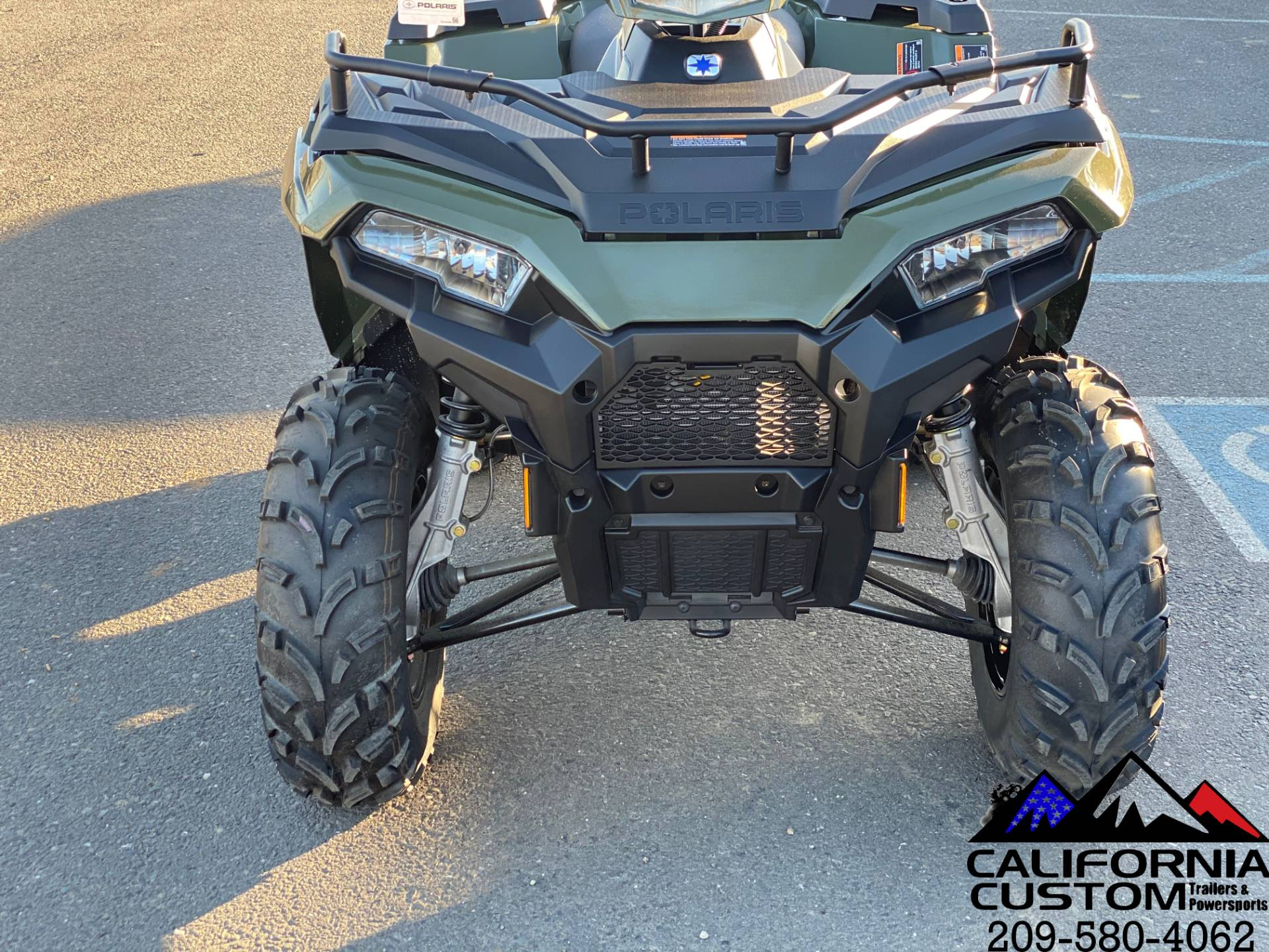 2021 Polaris Sportsman 450 H.O. in Merced, California - Photo 8
