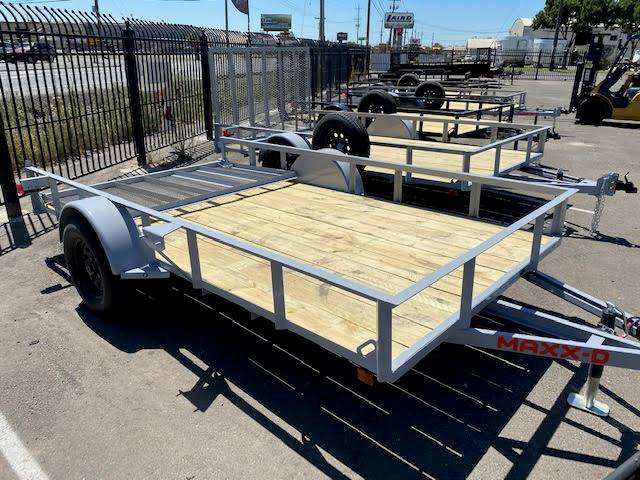 "2021 MAXEY TRAILERS 14'x77"" WS SINGLE AXLE UTILITY in Merced, California - Photo 3"