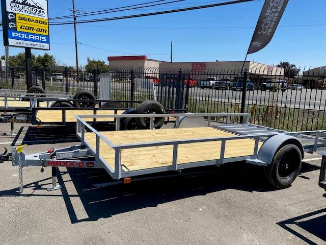 "2021 MAXEY TRAILERS 14'x77"" WS SINGLE AXLE UTILITY in Merced, California - Photo 2"