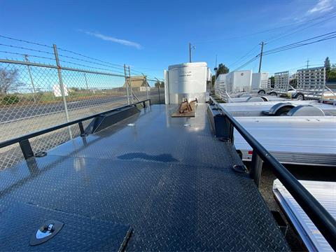 "2020 MAXEY TRAILERS 24' x 102"" - 6""CHANNEL BUUGY HAULER in Merced, California - Photo 7"