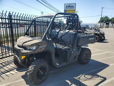 2020 Can-Am Defender DPS HD8 in Merced, California - Photo 1