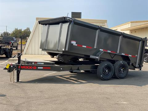 "2021 MAXEY TRAILERS 14' X 83"" - 14K 83"" I-BEAM DUMP in Merced, California - Photo 1"