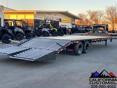 "2021 MAXEY TRAILERS 30' X 102"" - LOW-PRO TANDEM DUAL FL in Merced, California - Photo 5"