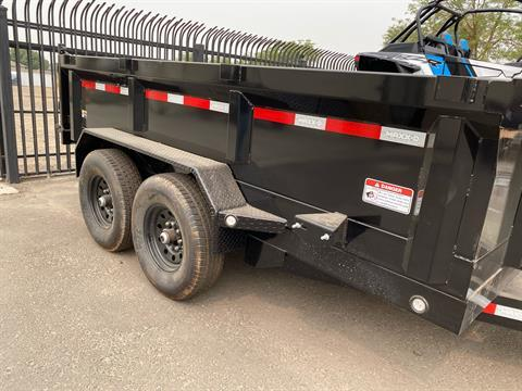 "2021 MAXEY TRAILERS 12' X 83"" - 12K 83"" DUMP in Merced, California - Photo 3"