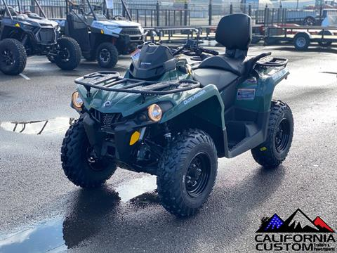 2021 Can-Am Outlander MAX DPS 570 in Merced, California - Photo 1