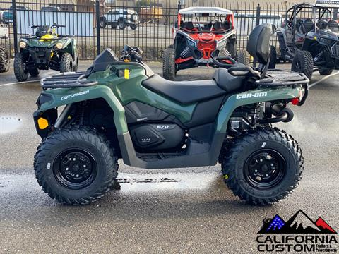2021 Can-Am Outlander MAX DPS 570 in Merced, California - Photo 2
