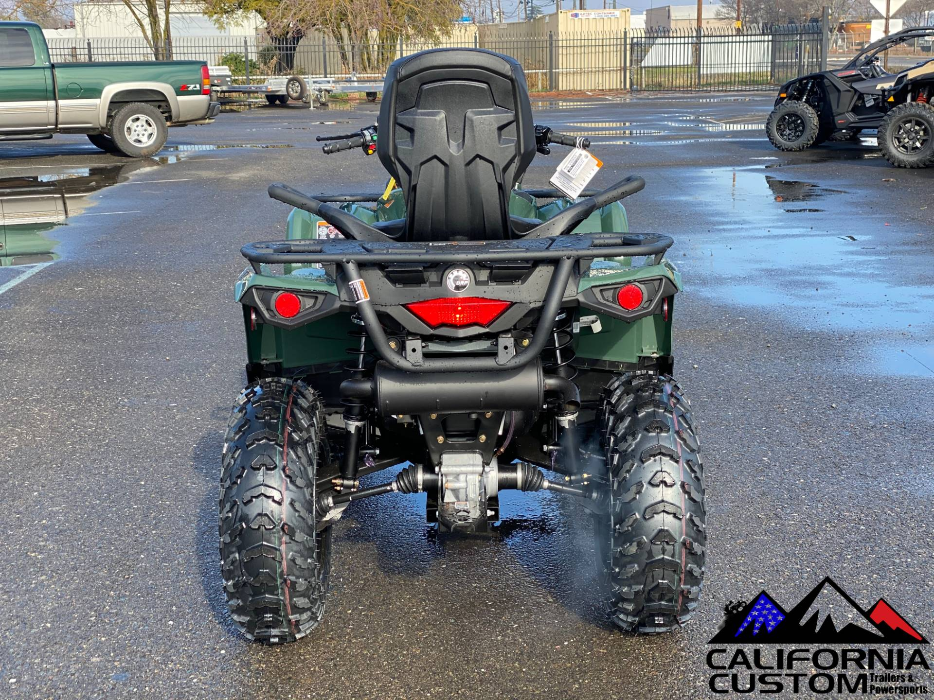 2021 Can-Am Outlander MAX DPS 570 in Merced, California - Photo 4