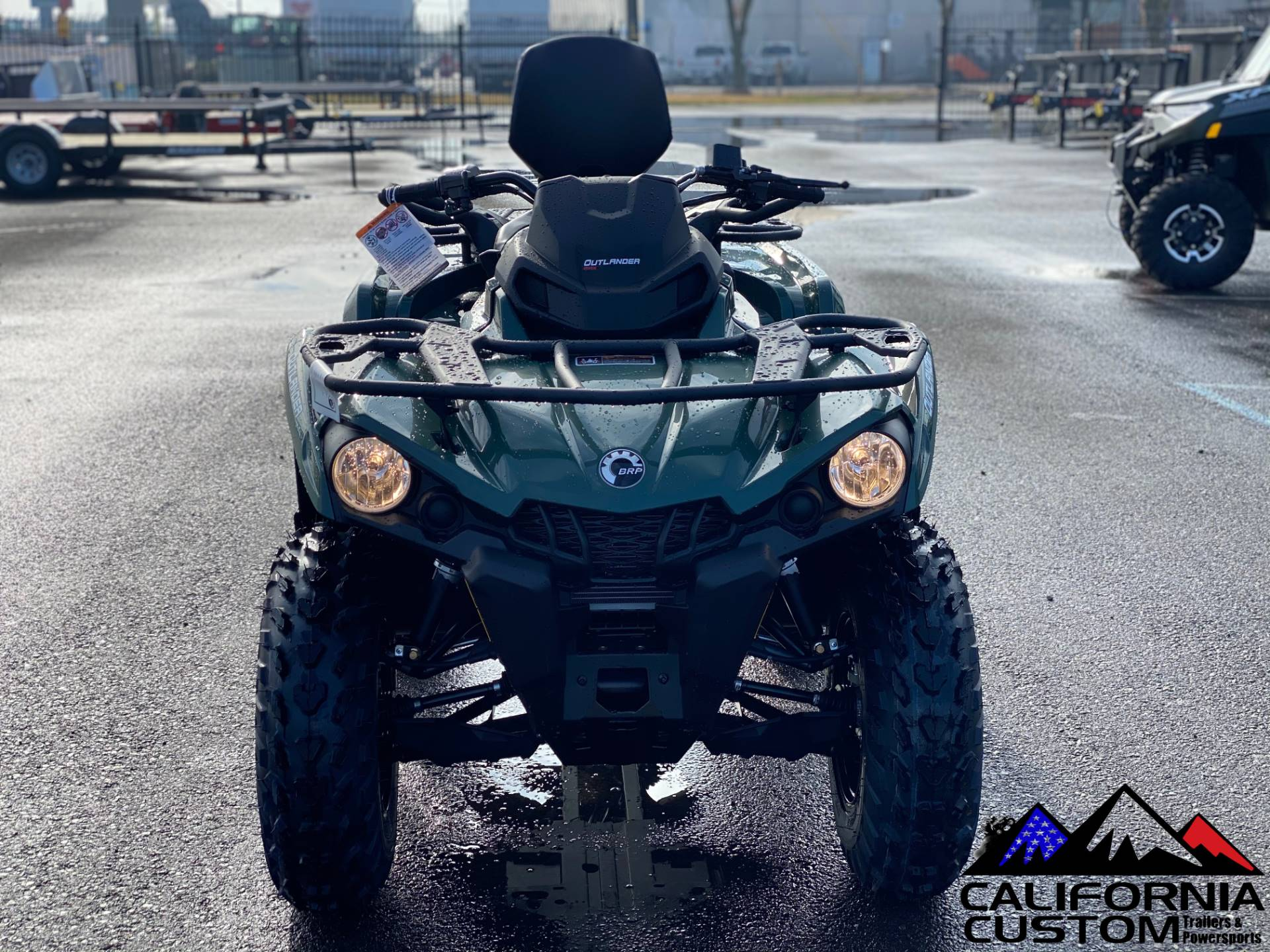 2021 Can-Am Outlander MAX DPS 570 in Merced, California - Photo 7