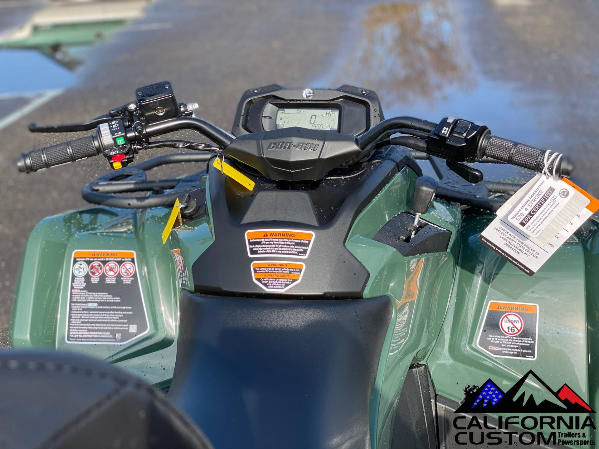 2021 Can-Am Outlander MAX DPS 570 in Merced, California - Photo 11