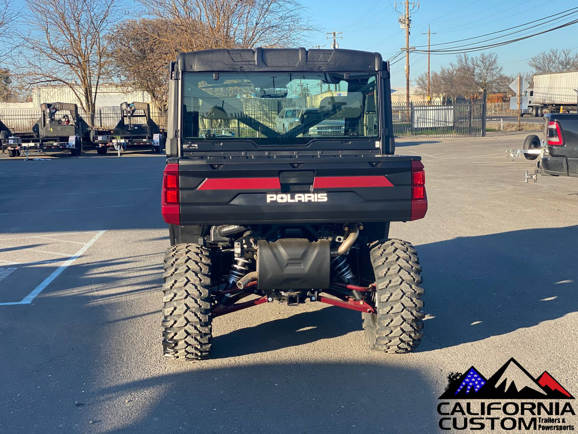 2021 Polaris Ranger XP 1000 Northstar Edition Ultimate in Merced, California - Photo 4