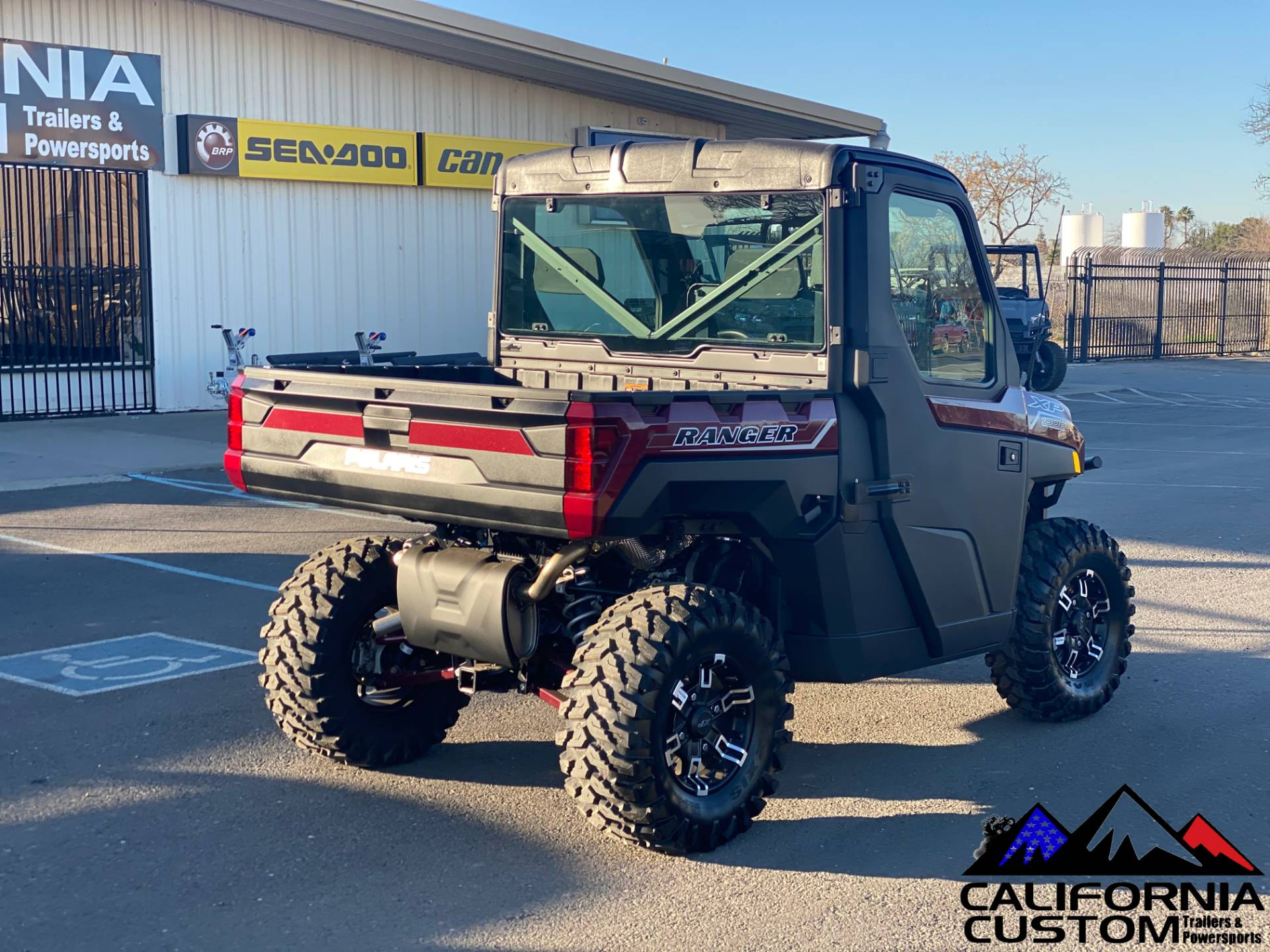 2021 Polaris Ranger XP 1000 Northstar Edition Ultimate in Merced, California - Photo 5