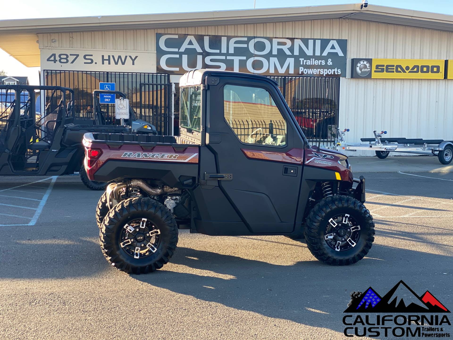 2021 Polaris Ranger XP 1000 Northstar Edition Ultimate in Merced, California - Photo 6
