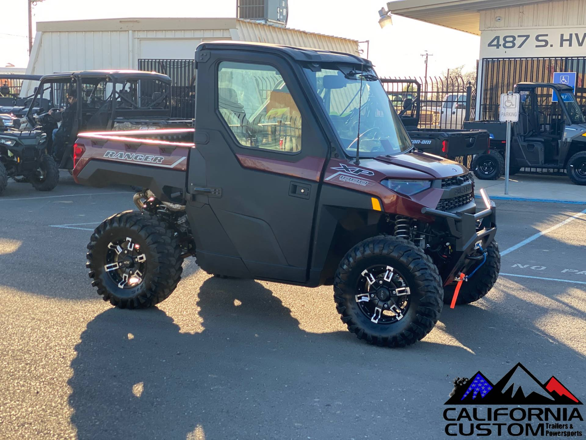 2021 Polaris Ranger XP 1000 Northstar Edition Ultimate in Merced, California - Photo 7
