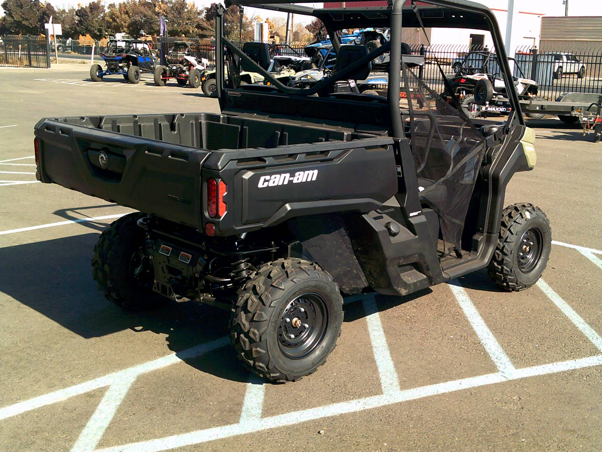 2020 Can-Am Defender HD5 in Merced, California - Photo 2