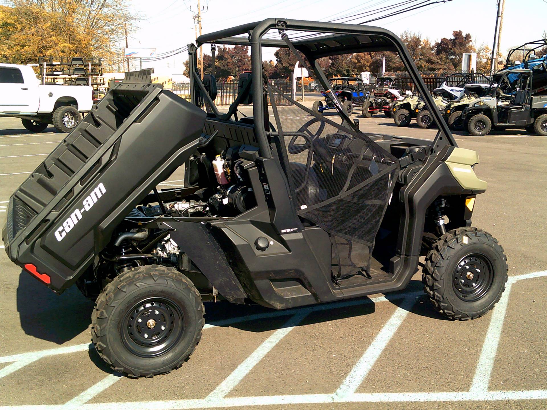 2020 Can-Am Defender HD5 in Merced, California - Photo 3