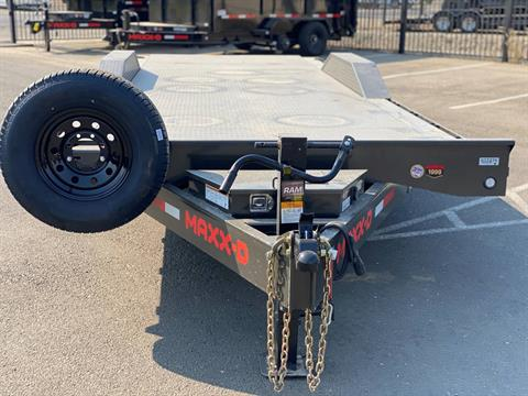 "2021 MAXEY TRAILERS 24' X 102"" - 14K CHANNEL POWER TILT in Merced, California - Photo 5"
