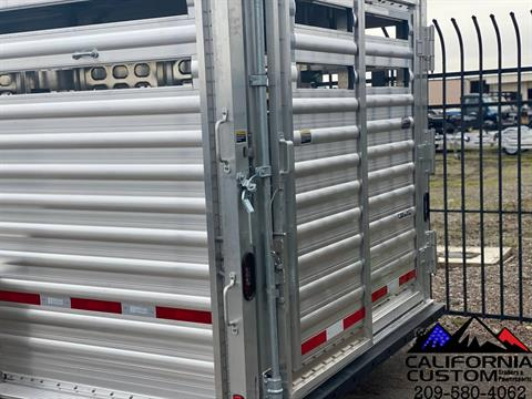 2021 WILSON 24' RANCH HAND SLAT SIDE in Merced, California - Photo 4