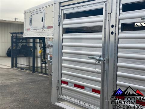 2021 WILSON 24' RANCH HAND SLAT SIDE in Merced, California - Photo 6