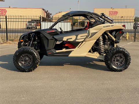 2021 Can-Am Maverick X3 X RS Turbo RR in Merced, California - Photo 2