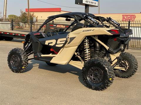 2021 Can-Am Maverick X3 X RS Turbo RR in Merced, California - Photo 3