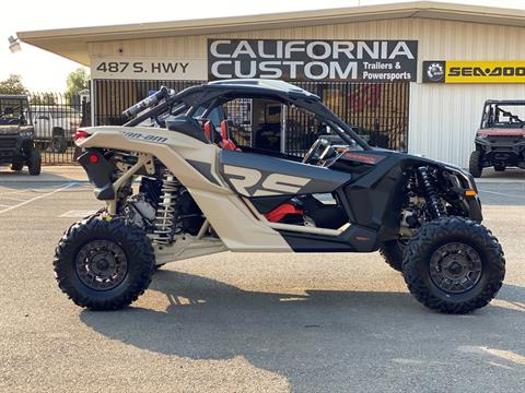 2021 Can-Am Maverick X3 X RS Turbo RR in Merced, California - Photo 6