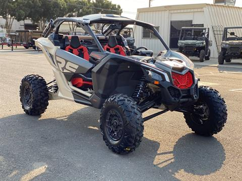 2021 Can-Am Maverick X3 X RS Turbo RR in Merced, California - Photo 7