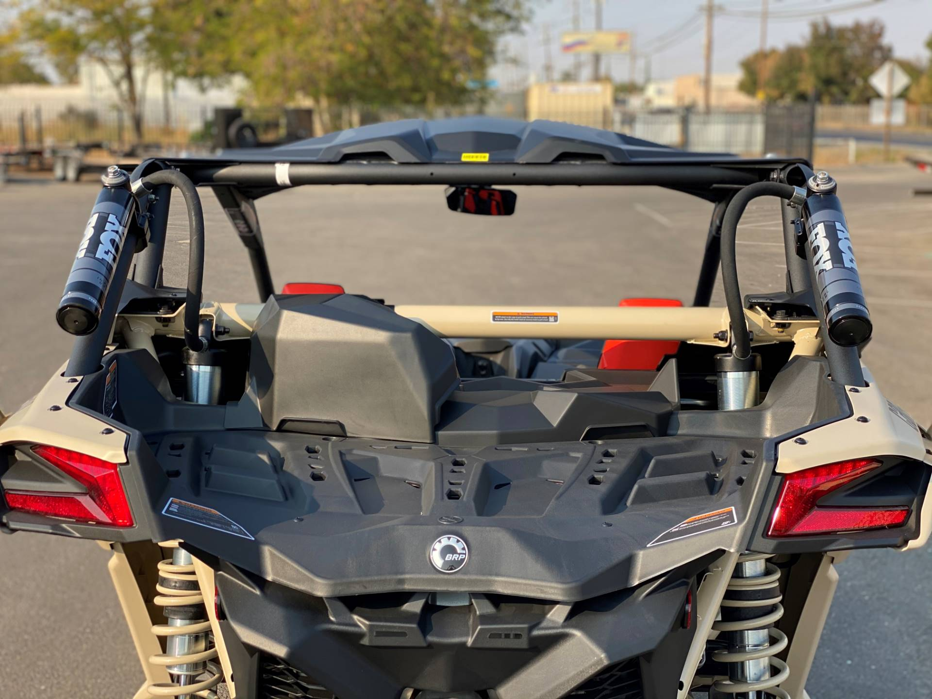 2021 Can-Am Maverick X3 X RS Turbo RR in Merced, California - Photo 12